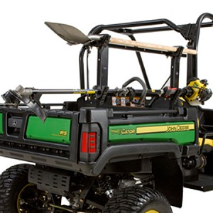 John Deere Side Tool Rack