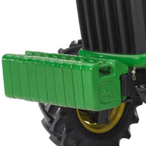 John Deere Front Weight Bracket Extension Kit