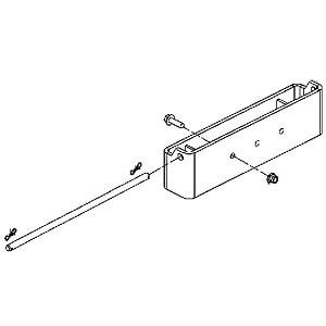 John Deere Front Weight Bracket Extension