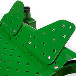 John Deere Eztrak Foot Rest Kit