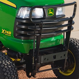 John Deere Brush Guard for X400, X500, and X700 HDGT