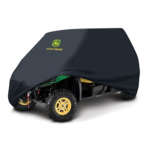 John Deere XUV 550 OPS Camo Vehicle Cover - 4 Passenger