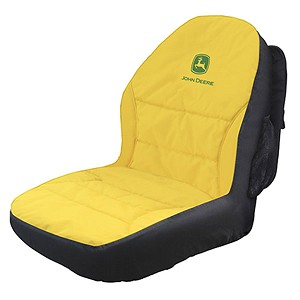 John Deere Heavy-Duty XUV Seat Cover - Yellow