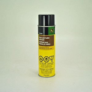 John Deere Chain and Cable Lubricant