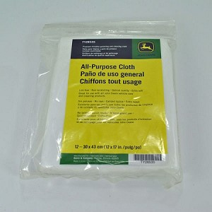 John Deere All Purpose Cloth