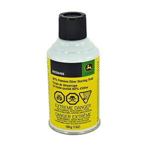 John Deere 80% Premium Ether Starting Fluid