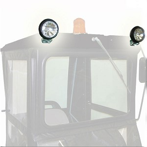 Original Tractor Cab Work Light Kit for Hard Top Cab Enclosure