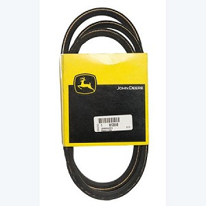 John Deere Secondary Deck Drive Belt For Front-Mount Series with 38
