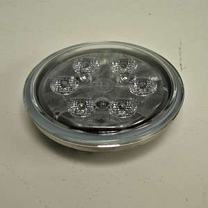 John Deere PAR 36 4-1/2-inch Round LED Trapezoid Sealed Beam