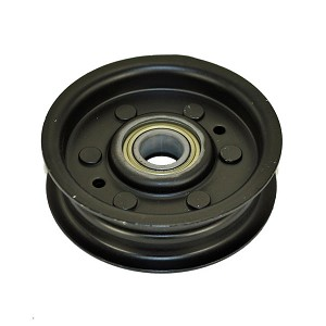 John Deere Flat Idler Pulley - AM103480