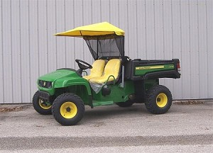 Original Tractor Cab 2010 and Above T Series Gator Sunshade