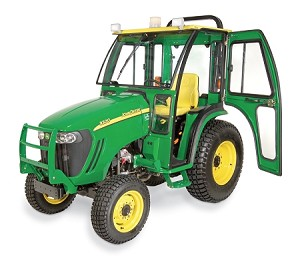 Curtis Hard Side Deluxe Cab John Deere 3120 - 3720