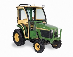 Curtis Soft Side Cab John Deere 4200 - 4410