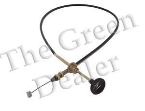 John Deere Choke Cable For Select 6X4 Gators