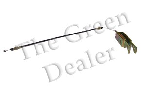 John Deere Differential Lock Cable For 6X4 Gators