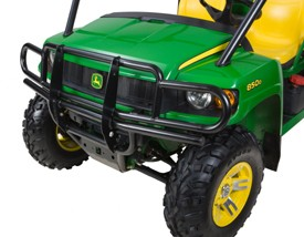 John Deere Heavy Duty Brushguard For HPX and XUV Gators