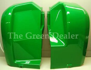 John Deere Gator 6X4 Rear Fender Set