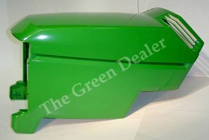 John Deere Complete Hood Kit with Decals for GT242 GT262 GT275