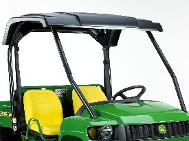 John Deere HPX and XUV Gator Poly Roof