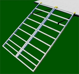 Great Day Bi-Fold Lite Ramp