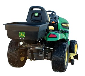 JD Electric Spreader For X300, X500, and X700 Select Series Tractors
