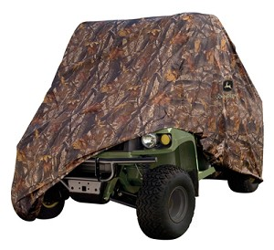 John Deere HPX and XUV Gator Camo Cover For Gators with OPS Installed