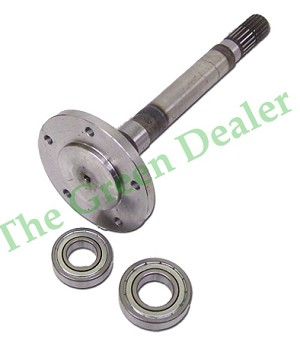 John Deere Rear Axle and Bearing Kit For 4x2 or 6x4 Gator