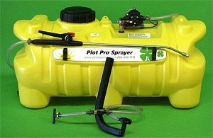 Great Day Plot Pro 25 Gallon UTV Gator Sprayer 1.25-inch Hitch
