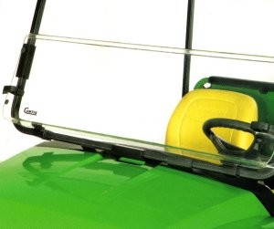 Fold Down Windshield Fits John Deere Gators With Canopy