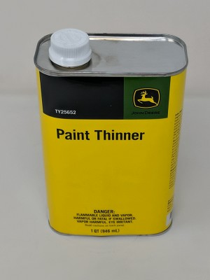 John Deere Paint Thinner Quart TY25652